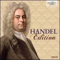 Handel Edition [65 CDs] - Alastair Miles (bass); Alexander Schreiner (organ); Alexander Schreiner (harpsichord); Alexander Young (tenor);...