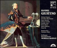 Handel: Giustino - Capella Savaria; Dawn Kotoski (vocals); Dean Ely (vocals); Dorothea Röschmann (vocals); Drew Minter (vocals);...