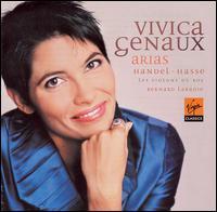 Handel, Hasse: Arias - Les Violons du Roy; Vivica Genaux (mezzo-soprano); Bernard Labadie (conductor)