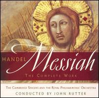 Handel: Messiah - Christopher Purves (bass); James Gilchrist (tenor); Joanne Lunn (soprano); Melanie Marshall (alto);...