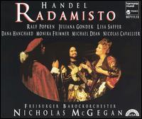 Handel: Radamisto - Dana Hanchard (soprano); Juliana Gondek (soprano); Lisa Saffer (soprano); Michael Dean (bass baritone);...