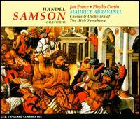Handel: Samson - Alexander Schreiner (harpsichord); Alexander Schreiner (organ); Jan Peerce (tenor); Jean Preston (soprano);...