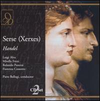 Handel: Serse (Xerxes) - Franco Calabrese (vocals); Irene Companez (vocals); Leonardo Monreale (vocals); Luigi Alva (vocals); Mirella Freni (vocals);...