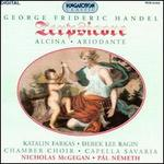 Handel: Terpsichore; Alcina; Ariodante