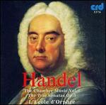 Handel: The Trio Sonatas, Op. 5
