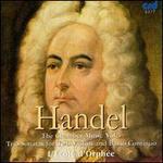 Handel: Trio Sonatas for Violins & Basso Continuo