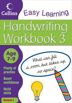 Handwriting Workbook 3 - HarperCollins UK