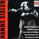 Hanns Eisler: Choral Songs; Children's Songs; Popular Songs