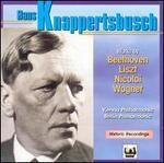 Hans Knappertsbusch RRG Recordings, 1940-41