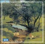 Hans Pfitzner: Lieder, Complete Edition, Vol. 2