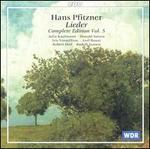 Hans Pfitzner: Lieder