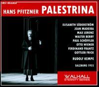 Hans Pfitzner: Palestrina - Alfred Poell (vocals); August Jaresch (vocals); Elisabeth Söderström (vocals); Ferdinand Frantz (vocals);...