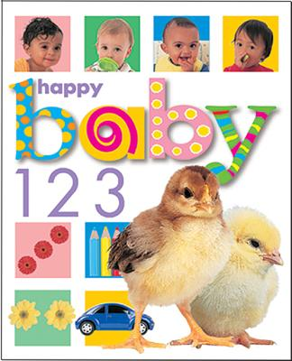 Happy Baby: 123 - Priddy Bicknell (Creator), and Priddy, Roger