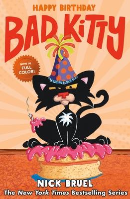 Happy Birthday, Bad Kitty (Graphic Novel) -