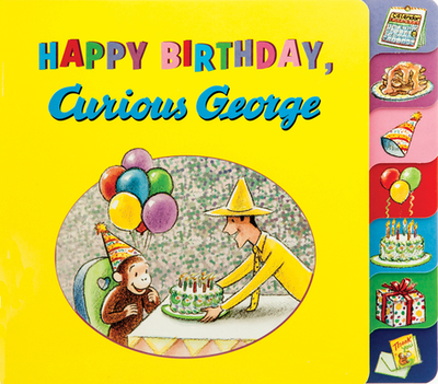 Happy Birthday, Curious George - Rey, H A