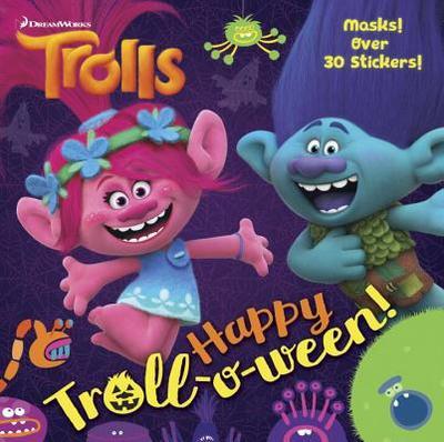 Happy Troll-O-Ween! (DreamWorks Trolls) -