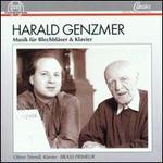 Harald Genzmer: Musik f�r Blechbl�ser & Klavier