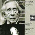 Harald Saeverud: Complete Works for Violin