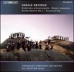 Harald Saeverud: Overtura appassionata; Rondo amoroso; Divertimento No. 1; Siljuslåtten
