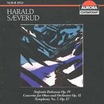 Harald Saeverud: Sinfonia Dolorosa; Concerto for Oboe; Symphony No. 7