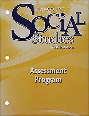 9780153473104 Harcourt Social Studies Assessment Program