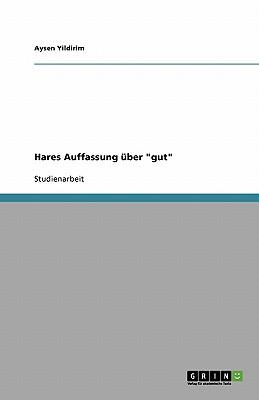 """Hares Auffassung Uber """"Gut"""" - Yildirim, Aysen"""