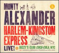 Harlem-Kingston Express - Monty Alexander