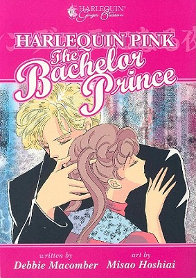 Harlequin Ginger Blossom Pink Volume 3: The Bachelor Prince - Macomber, Debbie