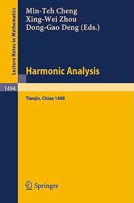 Harmonic Analysis - Cheng, Min-Teh (Editor)