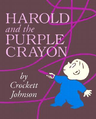 Harold and the Purple Crayon - Johnson, Crockett