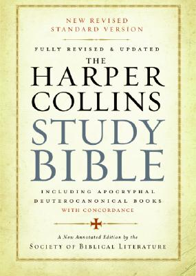 HarperCollins Study Bible: Fully Revised And Updated - Attridge, Harold W