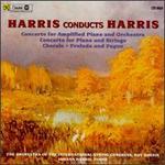 Harris Conducts Harris
