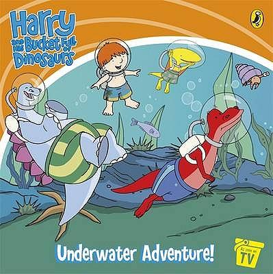Harry and His Bucket Full of Dinosaurs: Underwater Adventure - CCI Entertainment Ltd