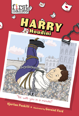 Harry Houdini - Poskitt, Kjartan