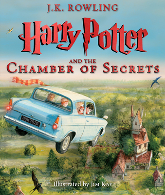 Harry Potter and the Chamber of Secrets: The Illustrated Edition (Harry Potter, Book 2) - Rowling, J K