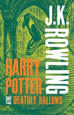 Harry Potter and the Deathly Hallows - Rowling, J.K.