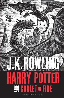 Harry Potter and the Goblet of Fire - Rowling, J.K.