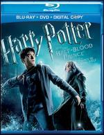Harry Potter and the Half Blood Prince [French] [2 Discs] [Blu-ray/DVD]