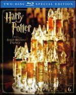 Harry Potter and the Half-Blood Prince [With Movie Reward] [Blu-ray] - David Yates