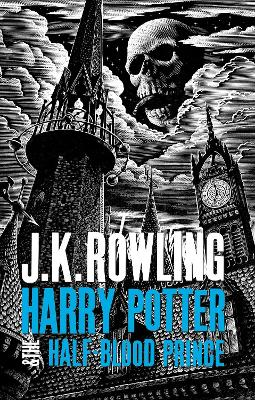 harry potter and the halfblood prince book by j k rowling