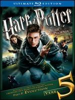 Harry Potter and the Order of the Phoenix: Ultimate Edition [French] [Blu-ray]