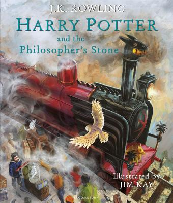 Harry Potter and the Philosopher's Stone: Illustrated Edition - Rowling, J. K.