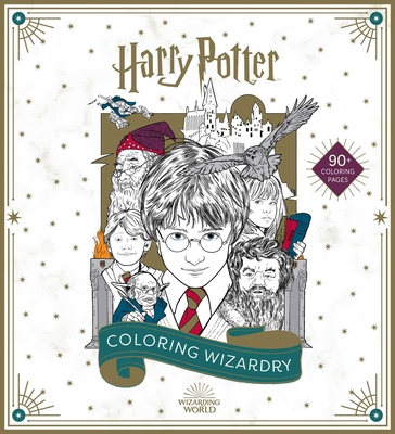 Harry Potter: Coloring Wizardry - Insight Editions
