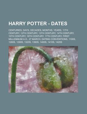 Harry potter dating conventions