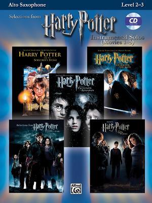 Harry Potter Instrumental Solos (Movies 1-5): Alto Saxophone - Galliford, Bill, and Neuburg, Ethan, and Edmondson, Tod