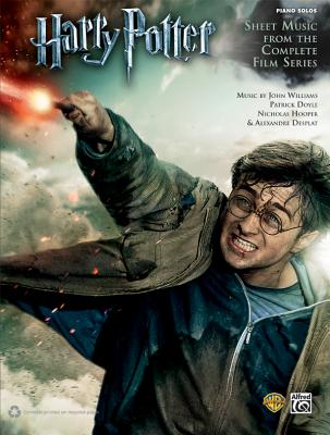 Harry Potter -- Sheet Music from the Complete Film Series: Piano Solos - Williams, John, Professor (Composer), and Doyle, Patrick (Composer), and Hooper, Nicholas (Composer)