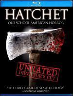 Hatchet [Director's Cut] [Blu-ray]