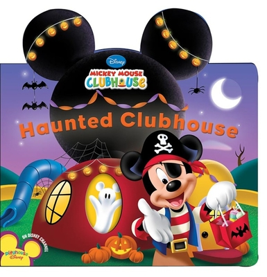 Haunted Clubhouse - Disney Book Group