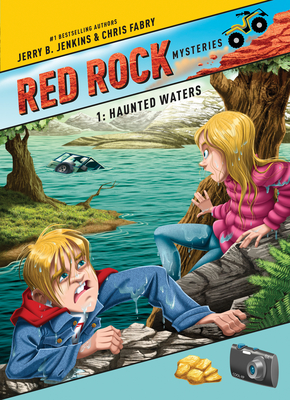 Haunted Waters - Jenkins, Jerry B, and Fabry, Chris