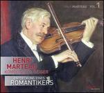 Haus Marteau, Vol. 1: Entdeckung eines Romantikers